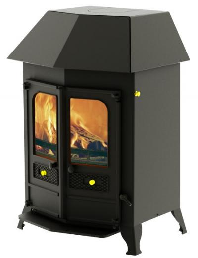 Charnwood Country 16B wood burning