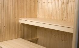 sauna Basic benches