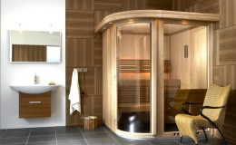 sauna Space Vision-150